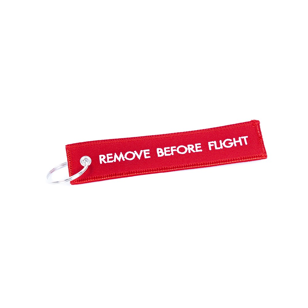 Fusion Keychain - Remove Before Flight